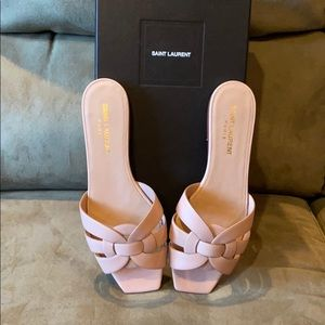 New in Box Saint Laurent Sandals